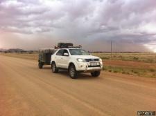 Piste, Namibie